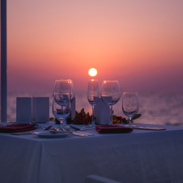 Dineren, lunchen, relaxen